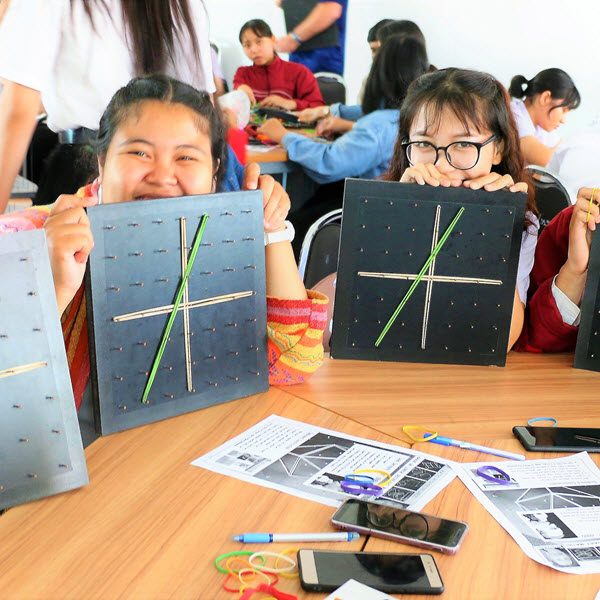 2. Linear Equations (geoboards)