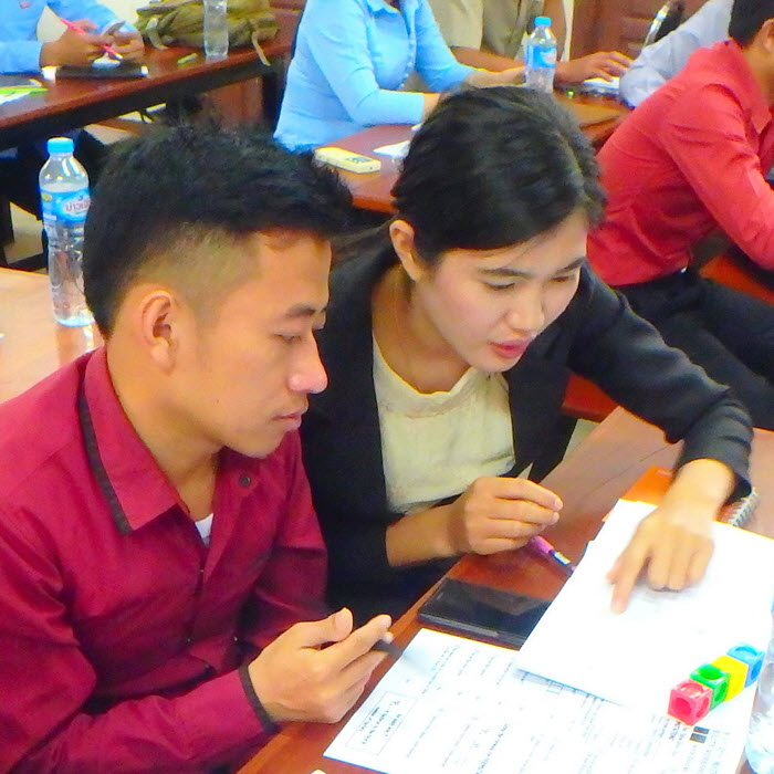Probability Workshop at National University of Laos_2